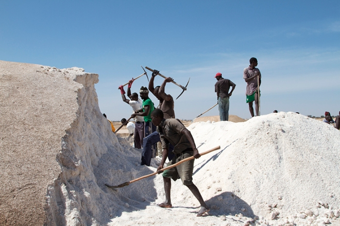 Salt Senegal