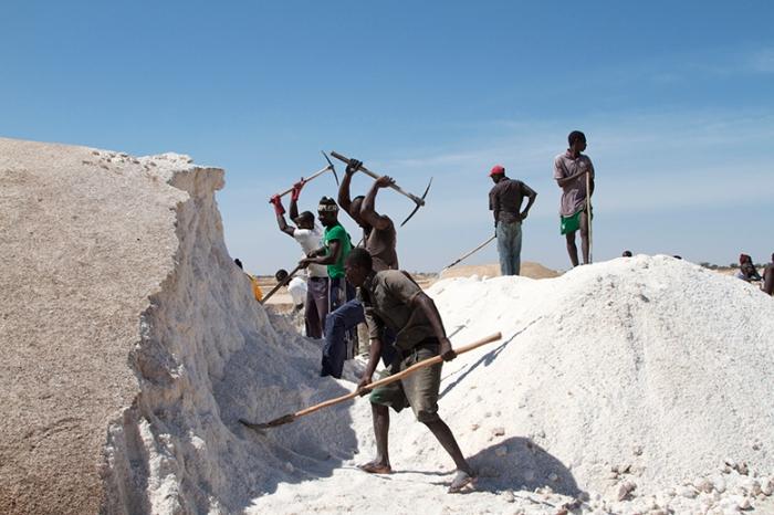 Salt Senegal